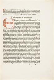 [INCUNABLE] -- PEREGRINUS. Ser