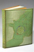[MOREAU] -- COLETTE (1873-1954). Troisième cahier de Colette. En tournée & Music-Hall. Avec 6 lithos de Luc-Albert Moreau. Paris: 1935.