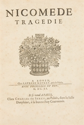CORNEILLE, Pierre (1606-1684).