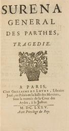 [CORNEILLE, Pierre (1606-1684)