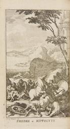 RACINE, Jean (1639-1699). Phèd
