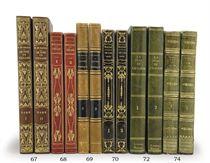BALZAC, Honoré de (1799-1850). La Peau de chagrin, roman philosophique. Paris: Charles Gosselin et Urbain Canel, 1831.