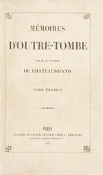 CHATEAUBRIAND, François-René d