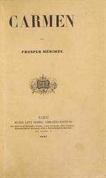 MÉRIMÉE, Prosper (1803-1870).