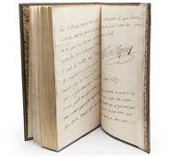 VIGNY, Alfred de (1797-1863). Chatterton, drame. Paris: Casimir pour Hippolyte Souverain, 1835.