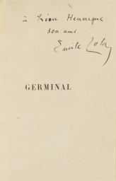 ZOLA, Émile (1840-1902). Germi
