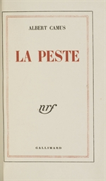 CAMUS, Albert (1913-1960). La