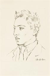 RADIGUET, Raymond (1903-1923).
