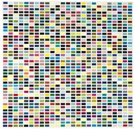 1025 Farben (1025 Colours)