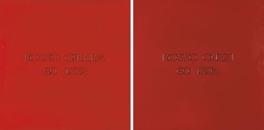 Rosso Gilera 60 1232 Rosso Guz