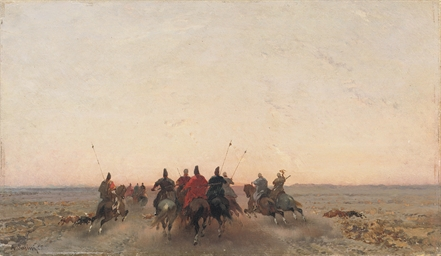Falcon Hunt