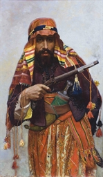 An Arab warrior