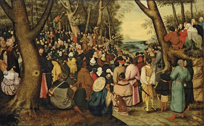 The Preaching of Saint John th