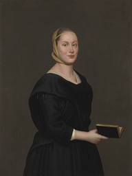 Portrait of Donna Alba Regina