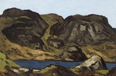 Llyn Arenig Fawr