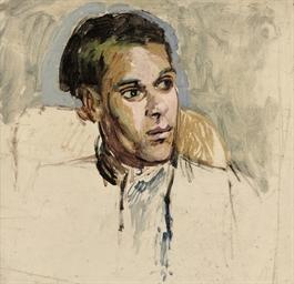 Portrait of Peter Morris