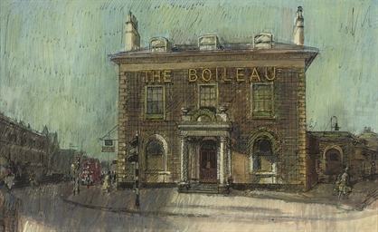 The Boileau Arms, Barnes