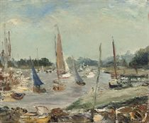 Boats - Itchenor
