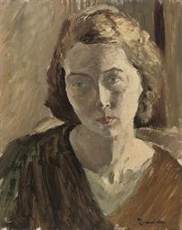 Portrait of the Polish Nanny;