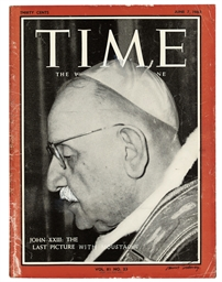 Time Magazine - Pope John XXII