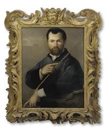 FOLLOWER OF ALESSANDRO BONVICI