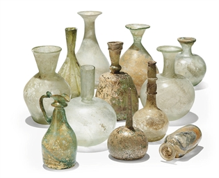 A COLLECTION OF LATE ROMAN AND