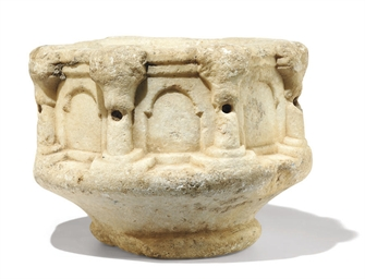 A LATE ROMAN OR BYZANTINE MARB