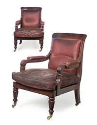 A PAIR OF SCOTTISH GEORGE IV M