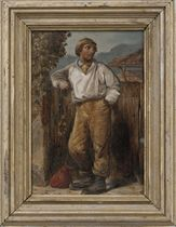 FREDERICK WEEKES (BRITISH, 1854-1893)