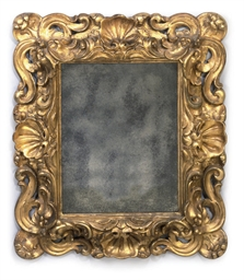 A BOLOGNESE GILTWOOD PICTURE F