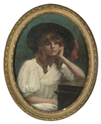 Portrait of Winifred Ianthe Cl