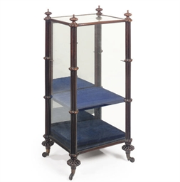 AN EARLY VICTORIAN ROSEWOOD DI