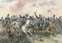 The Charge of the Light Cavalry at Balaclava