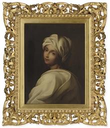 Portrait of Beatrice Cenci, bu
