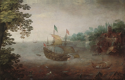 A Dutch East India Company yac