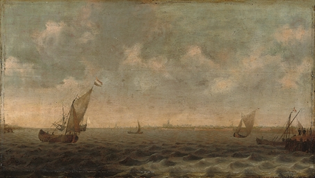 Dutch and Swedish vessels in c