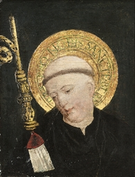 A Dominican Saint: a fragment