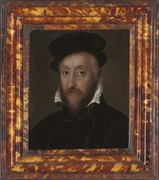 Portrait of a gentleman tradit