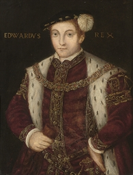 Portrait of King Edward VI (15