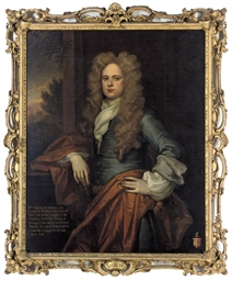 Portrait of William Clayton, 1