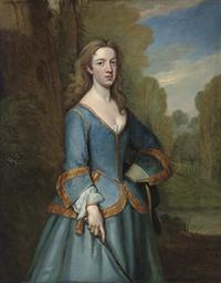 Portrait of Lucy Pelham-Holles