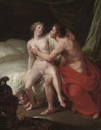 Venus and Mars