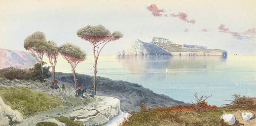 Capri dalla Costiera Sorrentin