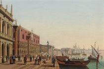 On the Molo, Venice