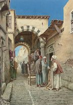 The carpet sellers