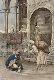 The water seller