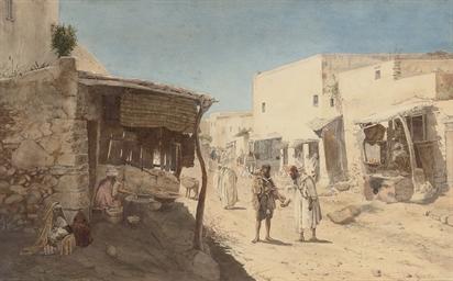 Market day, Safi, Morocco