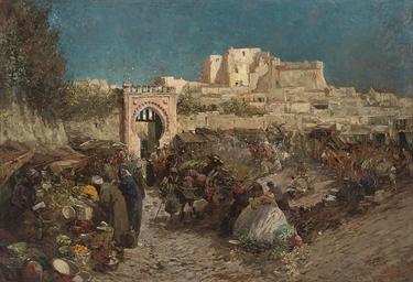 Bab el Souk, Tangiers