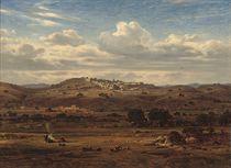 Shepherds before Bethlehem