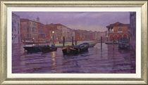 The fishmarket from Hotel Cassiano, Venice